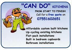 PROFESSIONAL KITCHEN & BATHROOM FITTER/HANDY-MAN