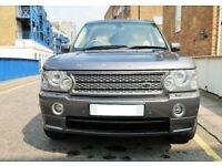 Range Rover Vogue Project Kahn upgrades