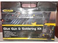Glue Gun and Soldering Kit