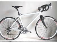 56cm Full Carbon Fibre Road Racing Bike Trek + Specialized Parts Tiagra Ultegra