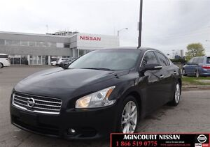 2011 Nissan Maxima SV |Leather|Roof|Paddle Shifters|