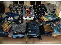 Kids Clothes. Age 9-10 years. Huge Bundle. 124 items