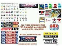 Openbox/Zgemma/Amiko V8S V5S V3 etc - Full 12 Month Gift/Subscription (PROOF AVAILABLE)