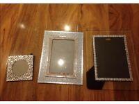 Classy Photoframe bundle from Debenhams and TK Maxx