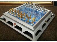 Star treck chess set