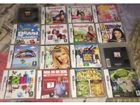 16 DS GAME BUNDLE!