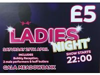 Ladies Night at Gala Bingo Meadowbank