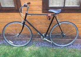Gents XL bike, 3 speed, very good condition