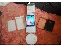 Samsung Galaxy S6 Edge 32GB in Black - Unlocked & Boxed