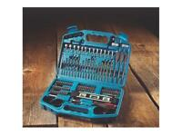 NEW MAKITA 3-6.5 MM ACCESSORY SET, 101 PIECES OF 101