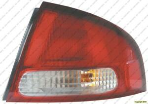 Tail Light Passenger Side Nissan SENTRA 2000-2003