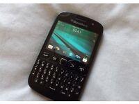 Blackberry 9720 - Black - (Three) - Very Good Condition