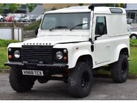 Land Rover Defender 90 200tdI New MOT exportable to USA 110 300tdi