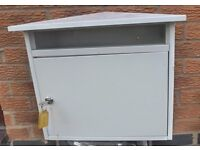 Letter Box external locking box type