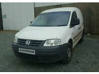 Vw Caddy **** BREAKING