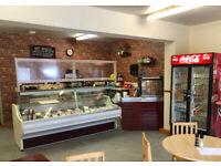 Cafe Breakfast Lunch Burger Coffee Shop. New License A5 Takeaways Jan 2021