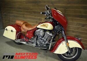 2015 Indian Motorcycles Chieftain Liquidation hivernale 250 moto