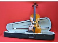 Student Full Size Violin 4/4 with Case £50