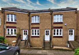Gorgeous 3 bed 2 bath mews house in Dalston - Hackney E8 - Available Now