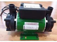 Salamander shower pump. Used but in full working order. Costs over £130 new.