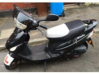 Pulse Scout 50cc Scooter swaps for another scooter