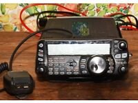 Kenwood TS480HT as new