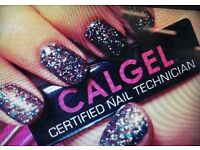 Calgel Nail technician Hair and makeup artist