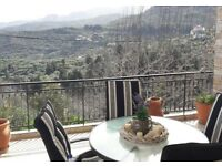 Holiday Cottage House in Crete Greece 18min driving from the beach for £80 per night