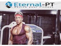 Free personal training at a fully equipped gym in ipswich with free parking