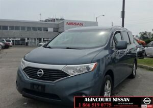 2011 Nissan Quest 3.5 SV |Power Group|Alloys|No Accidents|