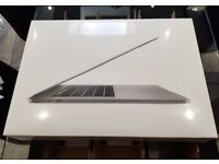 """Apple MacBook Pro 15"""" A1707 Laptop with Touchbar Touch ID, 256GB MPTR2B/A"""