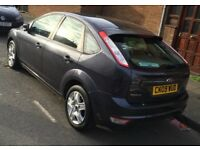 2009 Ford Focus, 1.6 Automatic, 5dr.