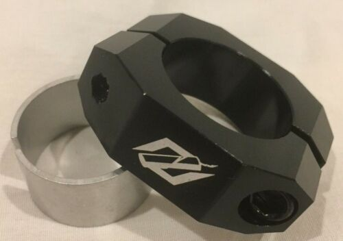 BMX TNT BICYCLES SEAT CLAMP (28.6, 31.8mm) DOUBLE CLAMP