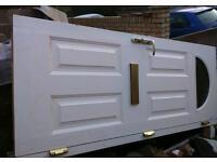Front door (composite)