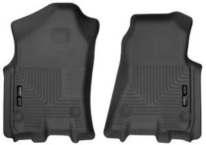 2019 Ram 1500 Front Husky Liner Weatherbeater Floor Liners | Free Shipping at motorwise.ca