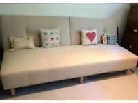 John Lewis Sofa Bed - double