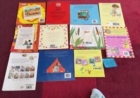 Set of 11 Children's Fiction Books H