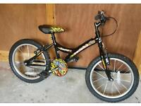 Bike suitable for 5/6 year old