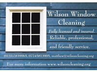 Wilson Window Cleaning in EH4, EH12 and surrounding areas