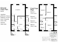 Three bedroom new build house Bovey Tracey