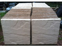 Cotswold Yorkstone Paving Slabs 600mm x 600mm