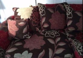 DFS four seater LARGE sofa. FREE delivery in Derby