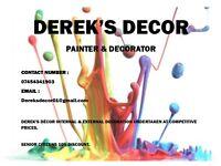 DEREKS DECOR