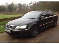 2007 VOLKSWAGEN PHAETON 3.0TDI V6 4MOTION 276BHP WITH NEAR £17K FACTORY UPGRADES IDEAL FAMILY CAR