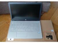 HP Pavilion Laptop i3 7100u 7th 4gb RAM 1tb HDD 1080p Screen