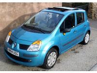 Renault Modus 1.4,Long MOT,Low MILEAGE.