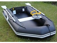 3D Superlight Tender Twin Air Dinghy