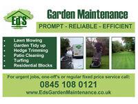 Garden Maintenence Business For Sale