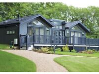 Last minute Luxury holiday lodge bargain available in North Devon from 20th Aug for 1 week
