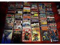 Collection of comics (81 in total)